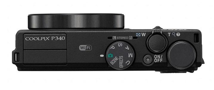 Интересный компакт Nikon CoolPiх P340 (1)
