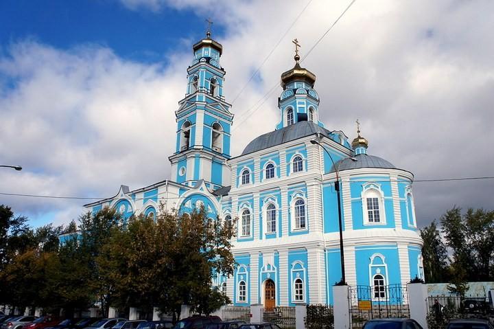 Интересные места Екатеринбурга (4)