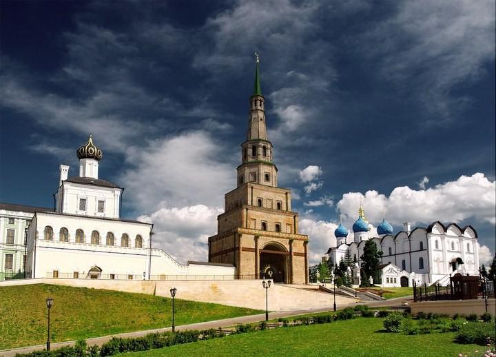 Казань - удивительно красивый и самобытный город (3)