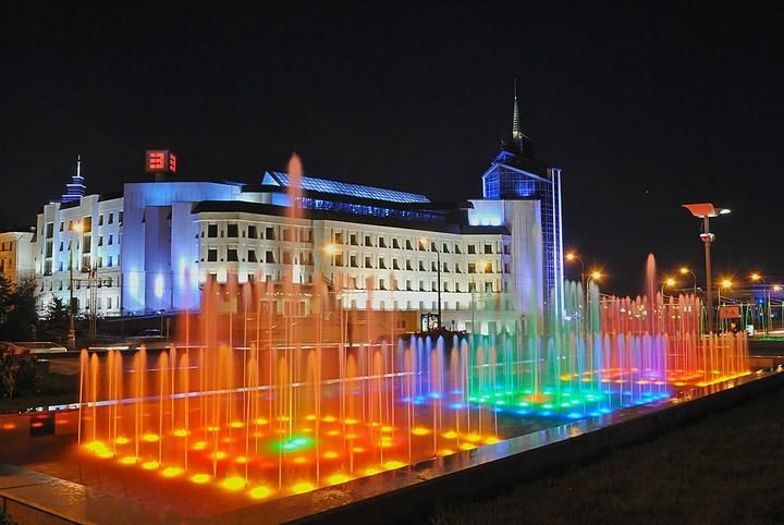 Казань - удивительно красивый и самобытный город (2)