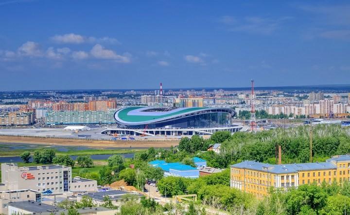 Казань - удивительно красивый и самобытный город (1)