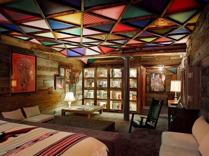 Museum — пожалуй самый необычный отель в Турции (11)