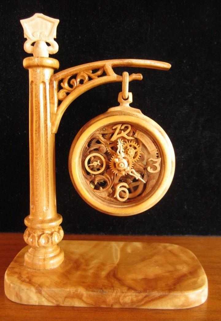 Деревянные часы Валерия Даневича (7)