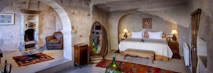 Museum — пожалуй самый необычный отель в Турции (6)