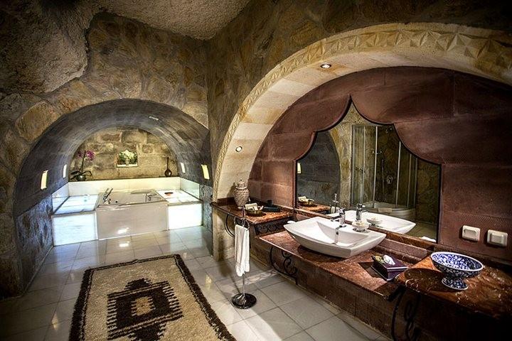 Museum — пожалуй самый необычный отель в Турции (5)