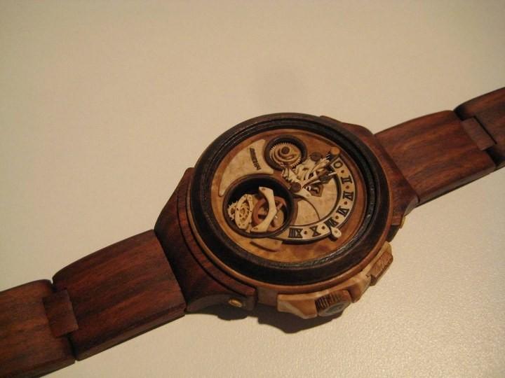 Деревянные часы Валерия Даневича (10)
