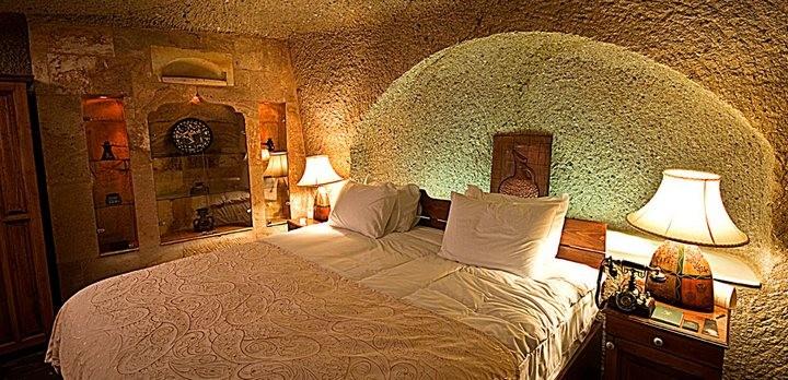 Museum — пожалуй самый необычный отель в Турции (2)