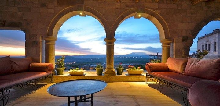 Museum — пожалуй самый необычный отель в Турции (1)