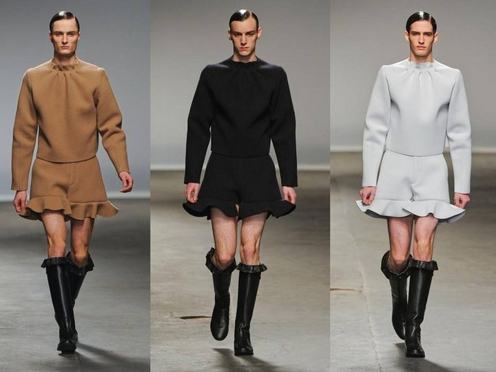 Как модельеры стебутся над мужиками (1)