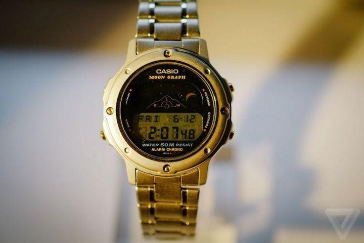 «Умные» часы от Casio из 90-х годов (1)