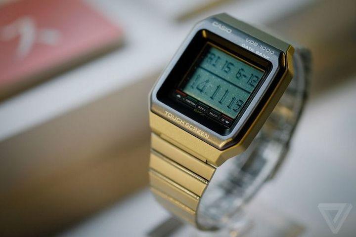 «Умные» часы от Casio из 90-х годов (2)