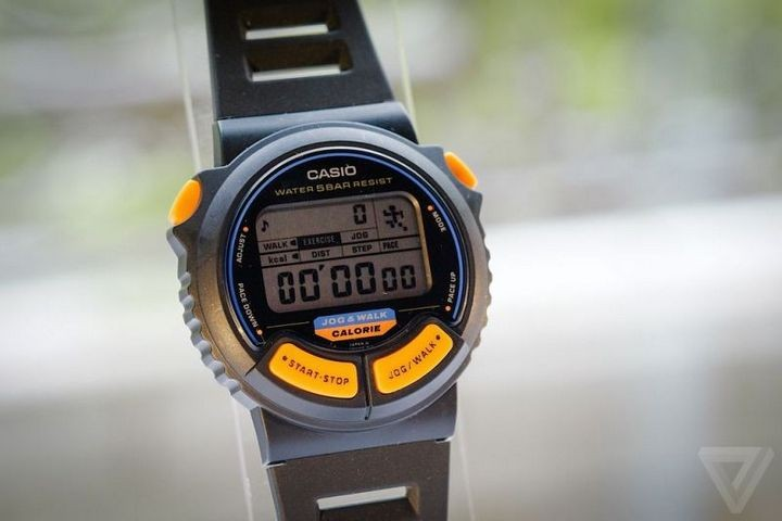 «Умные» часы от Casio из 90-х годов (3)