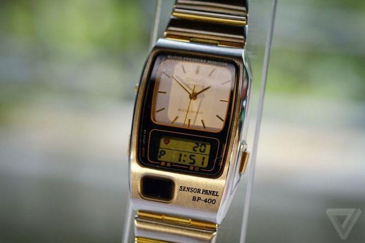 «Умные» часы от Casio из 90-х годов (4)