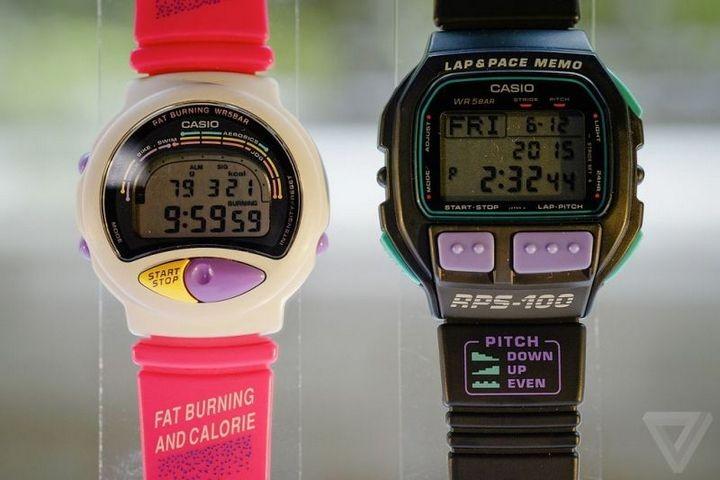 «Умные» часы от Casio из 90-х годов (5)