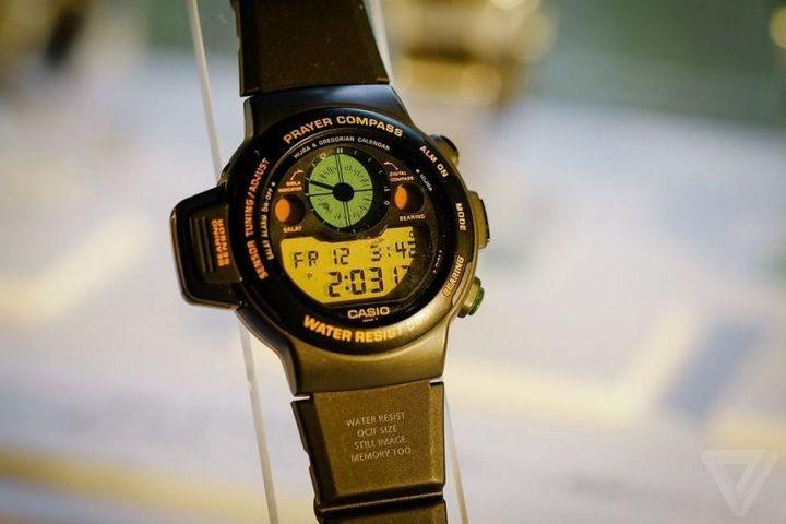 «Умные» часы от Casio из 90-х годов (6)
