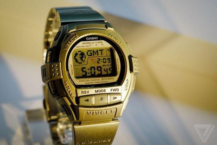 «Умные» часы от Casio из 90-х годов (7)