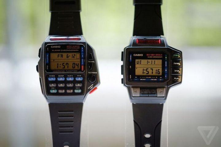 «Умные» часы от Casio из 90-х годов (8)