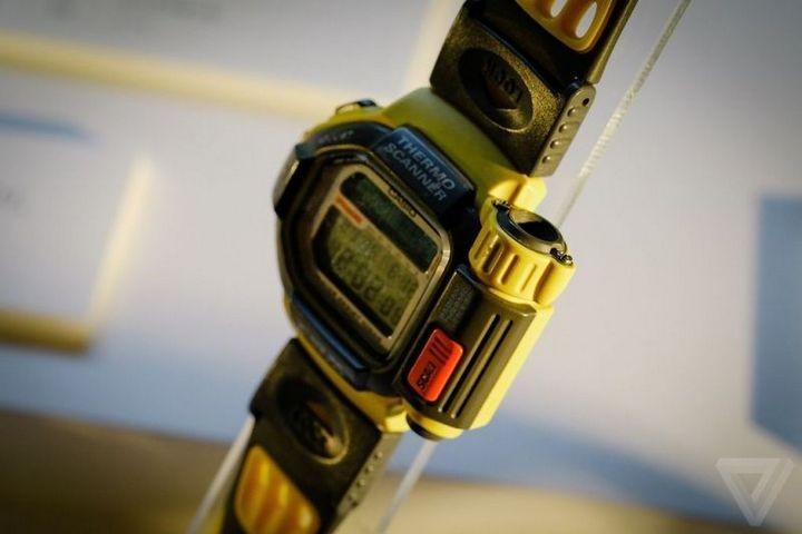 «Умные» часы от Casio из 90-х годов (9)