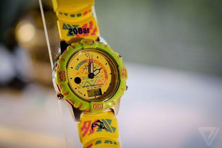 «Умные» часы от Casio из 90-х годов (10)