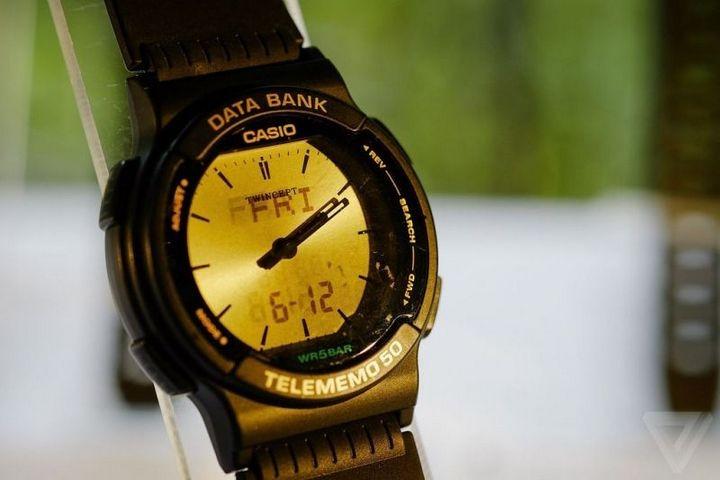 «Умные» часы от Casio из 90-х годов (11)