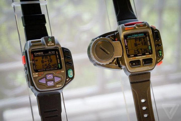 «Умные» часы от Casio из 90-х годов (12)