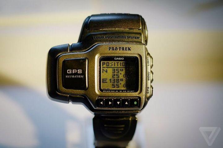 «Умные» часы от Casio из 90-х годов (13)