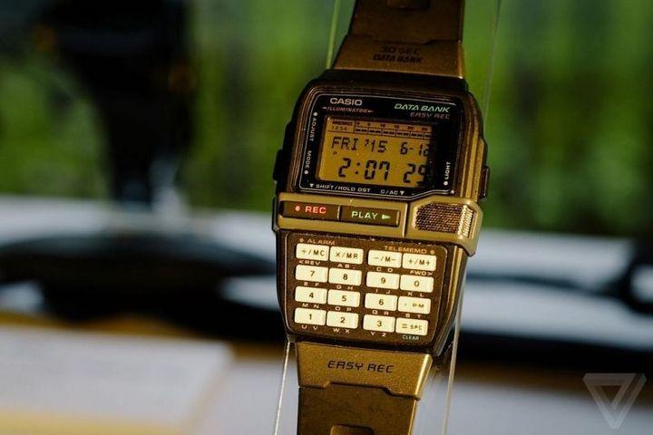 «Умные» часы от Casio из 90-х годов (14)