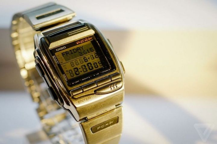 «Умные» часы от Casio из 90-х годов (15)