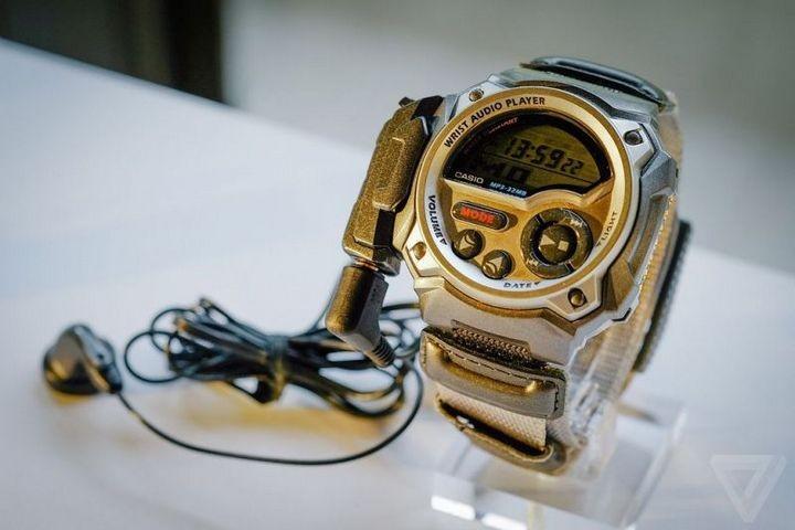 «Умные» часы от Casio из 90-х годов (16)