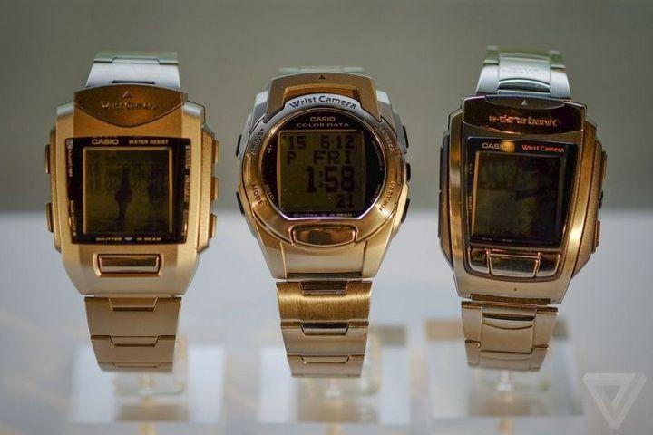 «Умные» часы от Casio из 90-х годов (17)