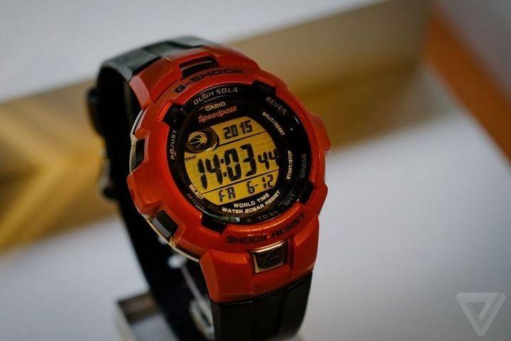 «Умные» часы от Casio из 90-х годов (18)