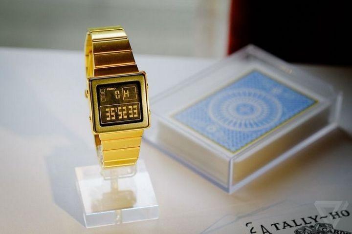 «Умные» часы от Casio из 90-х годов (19)
