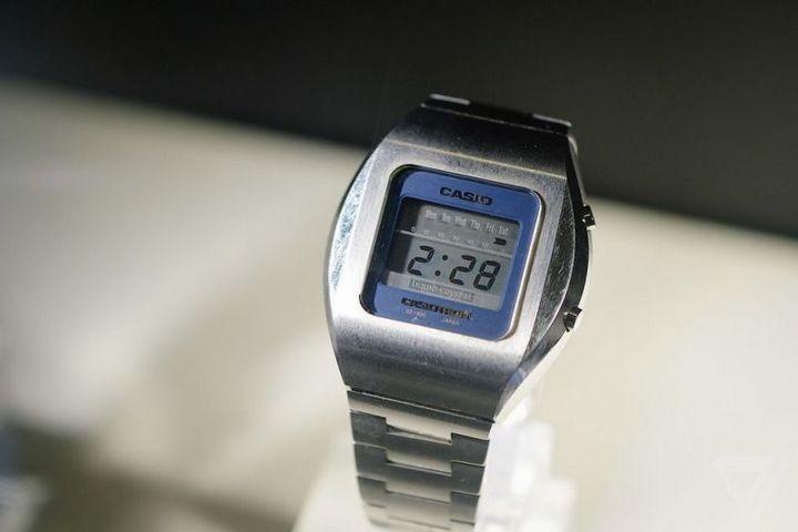 «Умные» часы от Casio из 90-х годов (20)