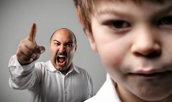 Слова, которые нельзя говорить детям (1)