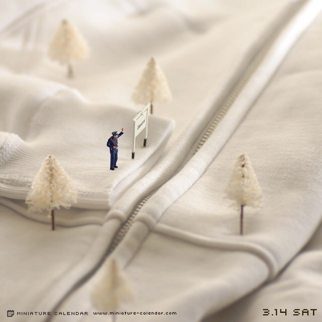 Креативные миниатюры от японца Танака Тацуя (15)