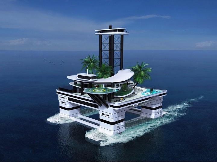 передвижные частные острова (3)