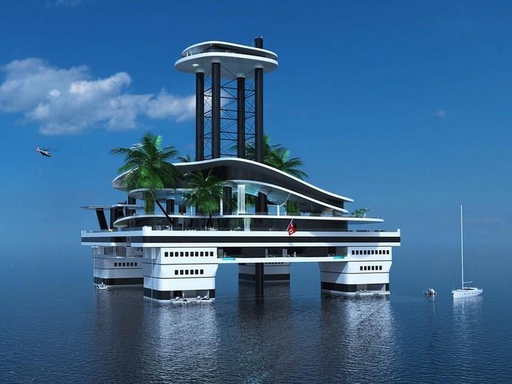 передвижные частные острова (9)