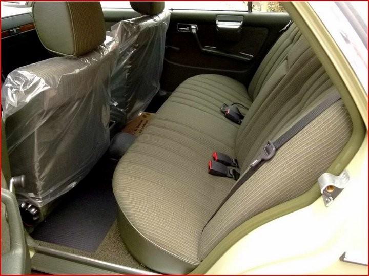 Абсолютно новый, законсервированный Mercedes-Benz E-class W123 1984 года выпуска... (6)