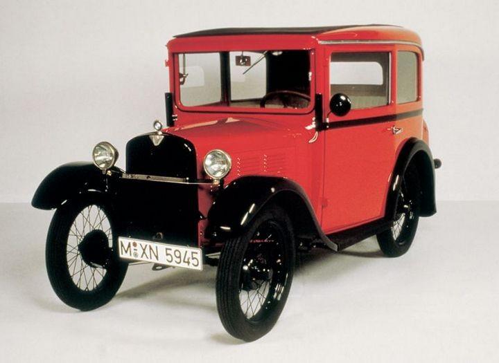 Первые автомобили в истории крупнейших современных брендов (6)