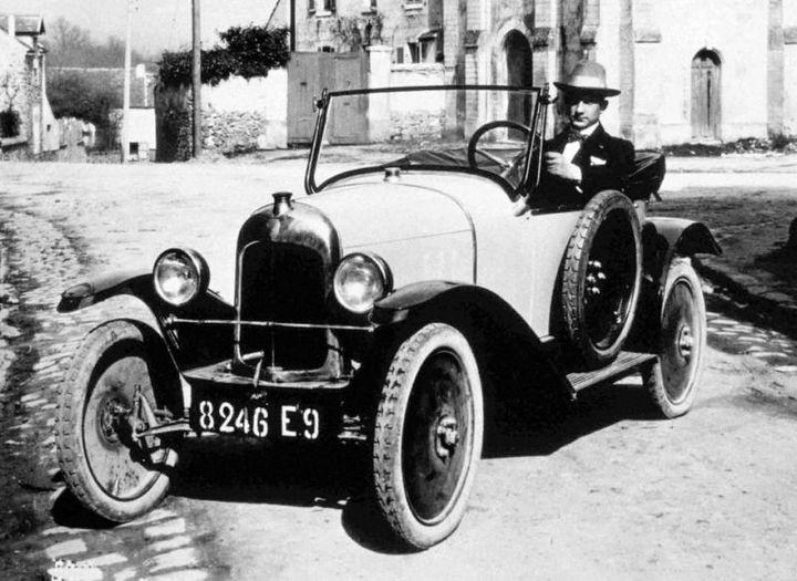 Первые автомобили в истории крупнейших современных брендов (11)