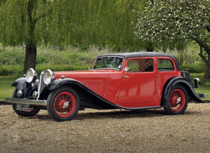 Первые автомобили в истории крупнейших современных брендов (18)