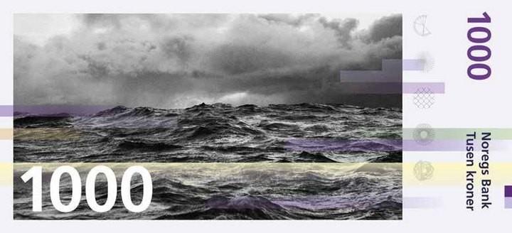 Центральный банк Норвегии провел конкурс на дизайн новых банкнот (10)
