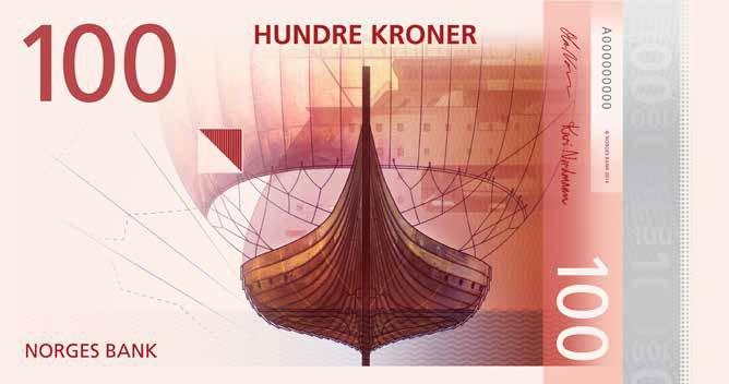 Центральный банк Норвегии провел конкурс на дизайн новых банкнот (12)