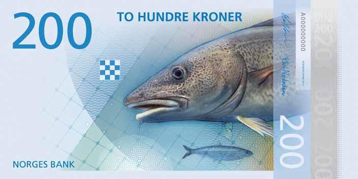 Центральный банк Норвегии провел конкурс на дизайн новых банкнот (13)