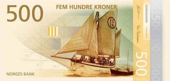 Центральный банк Норвегии провел конкурс на дизайн новых банкнот (14)