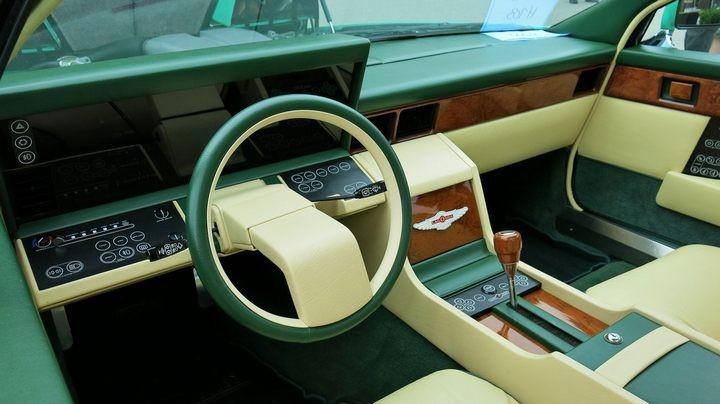 Футуристический интерьер Aston Martin Lagonda (3)