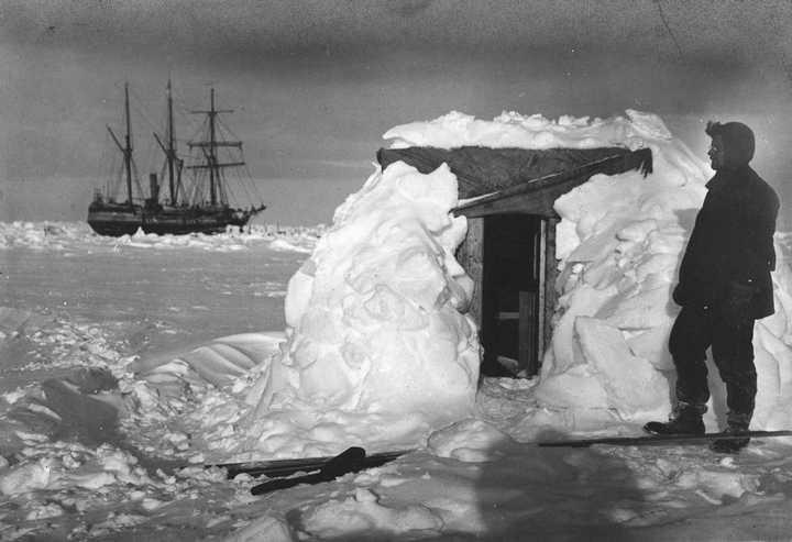 «Эндьюранс», или История выживания 28 человек среди льдов Антарктики (13)