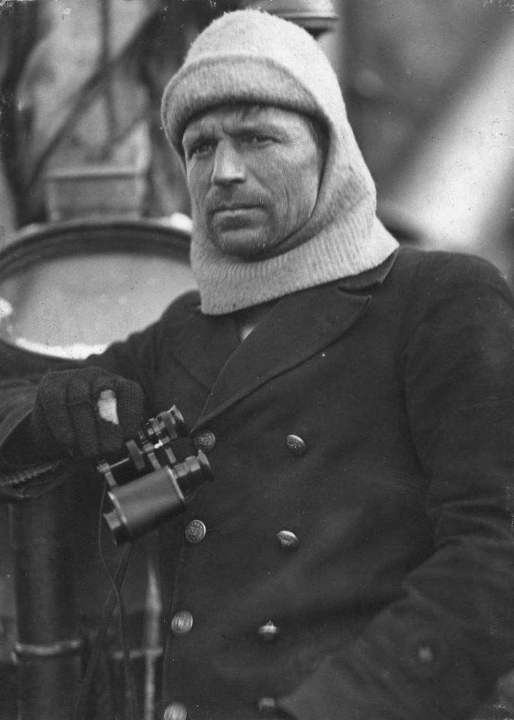 «Эндьюранс», или История выживания 28 человек среди льдов Антарктики (15)