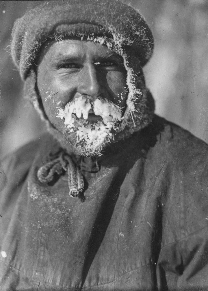 «Эндьюранс», или История выживания 28 человек среди льдов Антарктики (20)