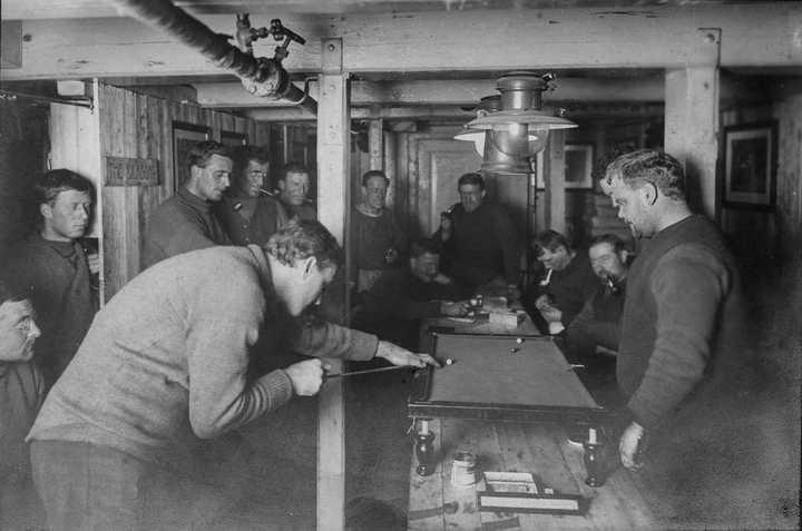 «Эндьюранс», или История выживания 28 человек среди льдов Антарктики (21)